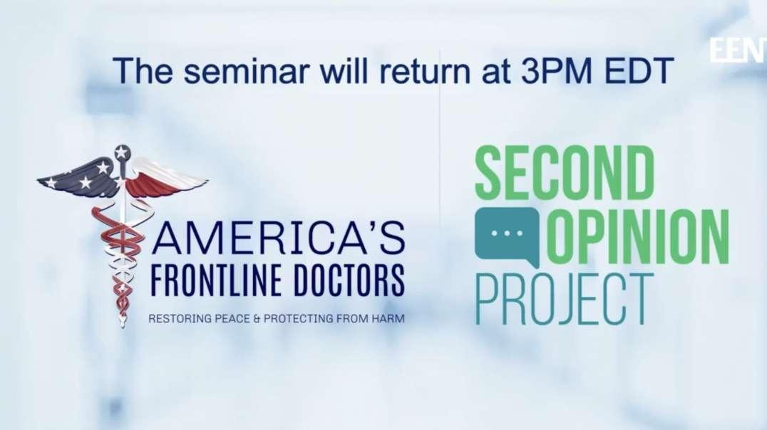 America's Frontline Doctors Summit