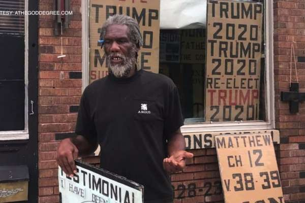 Black Trump supporter fatally shot outside his Milwaukee business; Photos of suspect released
