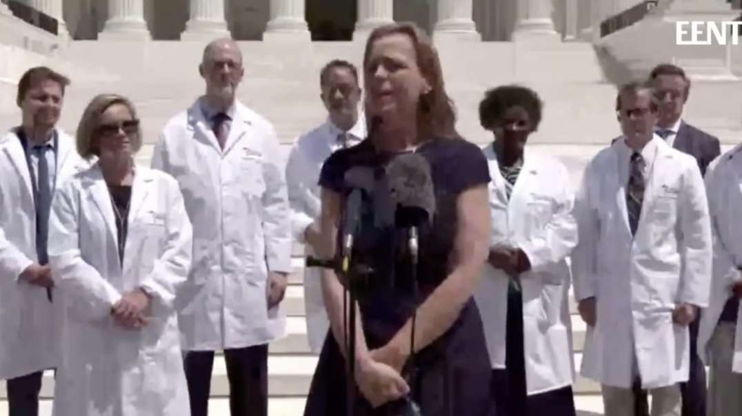 America's Frontline Doctors Respond to High Tech Censorship  07/28/2020