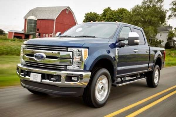 The Economic Impact of Ford and the F-Series